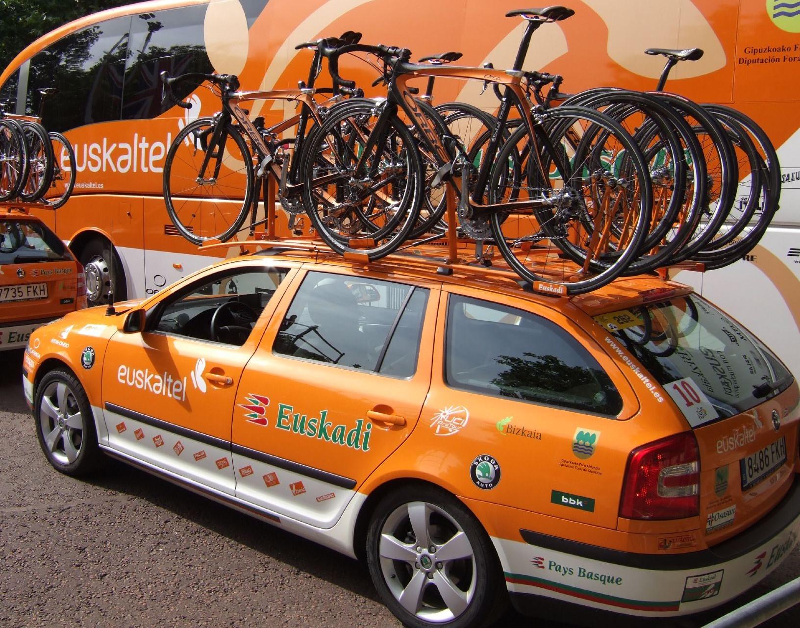 Euskaltel_team_cars