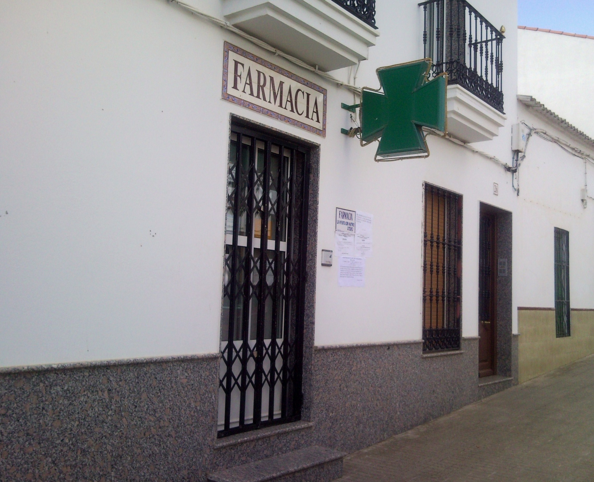 Farmacia_de_Retamal_de_Llerena