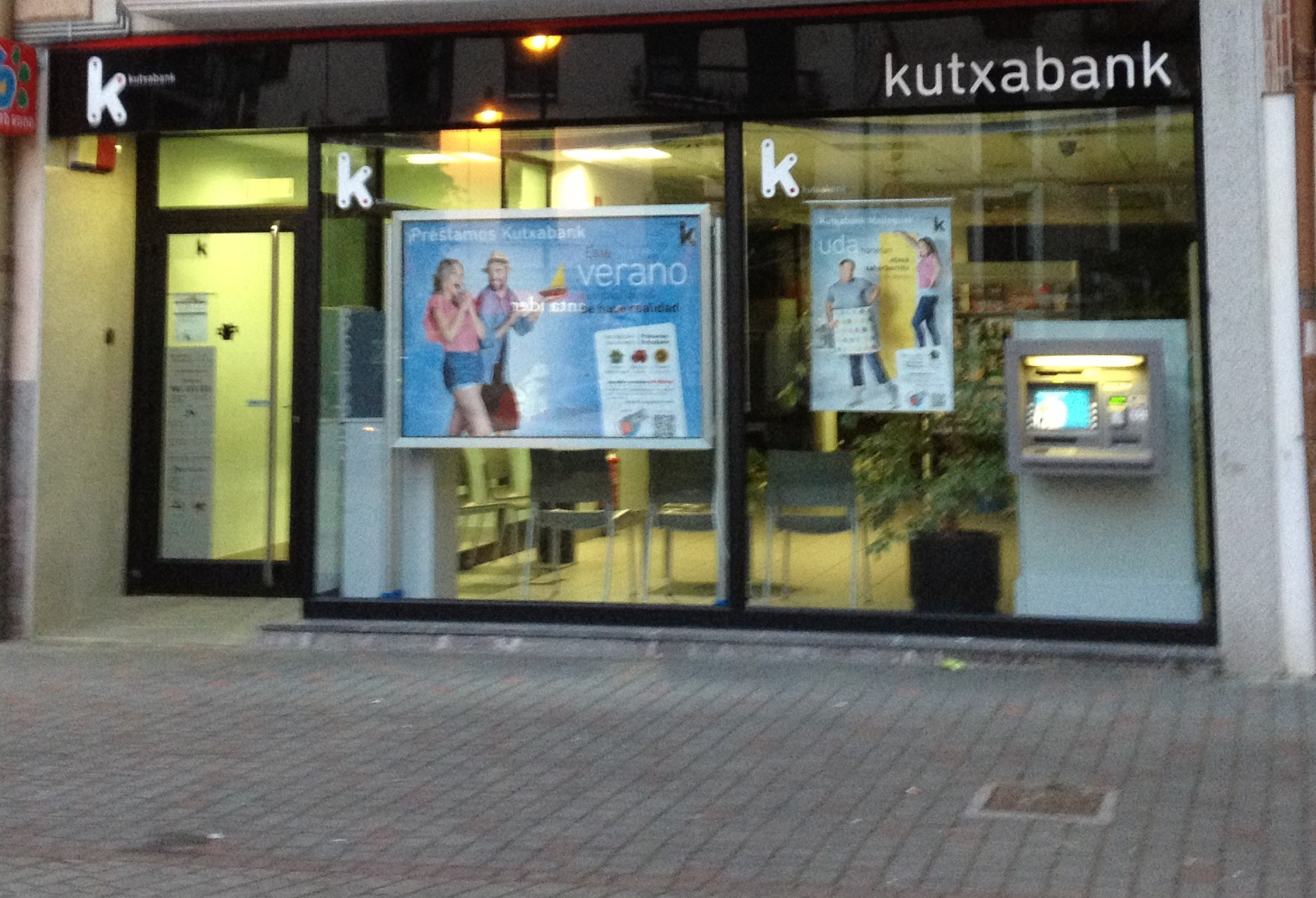 Kutxabank sa lleva cinco a os dando p rdidas gananzia for Oficina kutxabank zumarraga