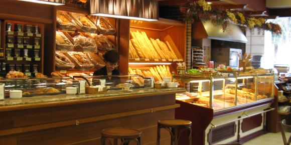 Bertiz abre una decena de panader as con cafeter a en - Ideas para decorar tu negocio ...