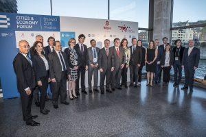 cities and economy forum